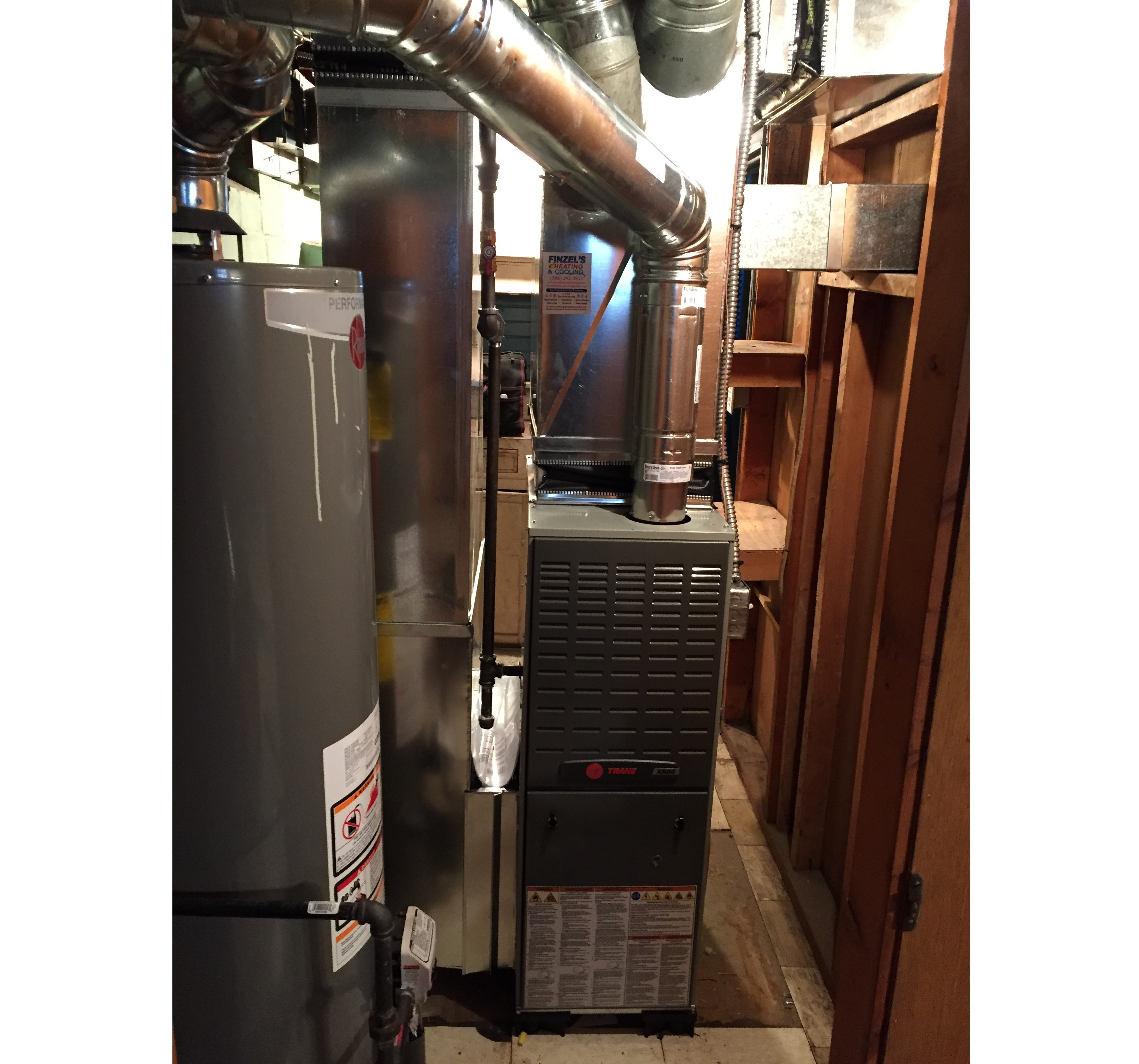Heating and Cooling Services in Macomb Township, Clinton Township, and Chesterfield, MI